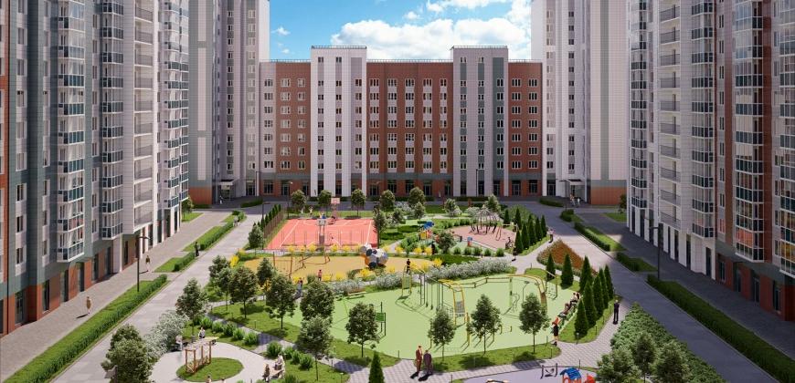 Так выглядит Жилой комплекс Новые Ватутинки.Десна - #1866781641