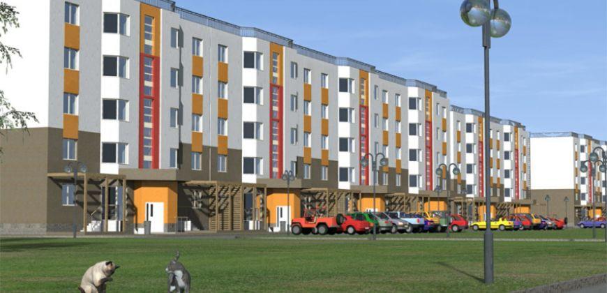 Так выглядит Жилой комплекс Новый квартал Бекасово - #1333874595