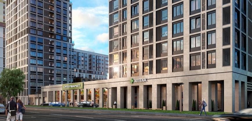 Так выглядит Жилой комплекс Now.Квартал на набережной - #2038862410