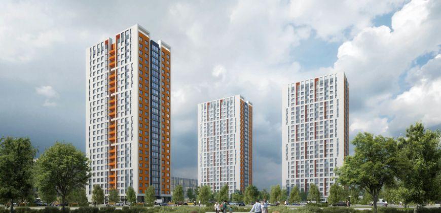 Так выглядит Жилой комплекс Одинцово-1 - #450183021