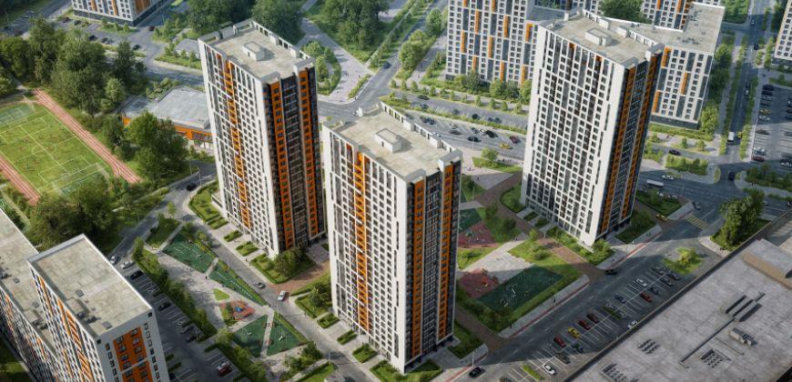 Так выглядит Жилой комплекс Одинцово-1 - #1750166630