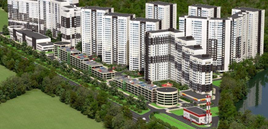 Так выглядит Жилой комплекс Одинцовский Парк - #682061203