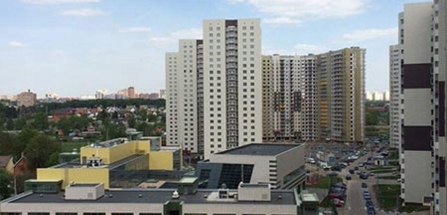 Так выглядит Жилой комплекс Одинцовский Парк - #810802123
