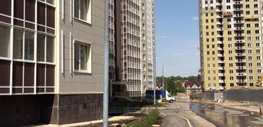 Так выглядит Жилой комплекс Одинцовский Парк - #1537489668