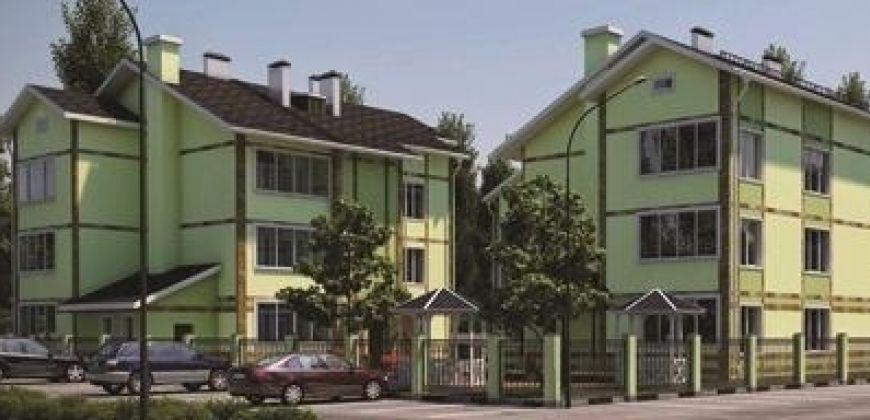 Так выглядит Жилой комплекс Оквиль в Пирогово - #1312000016