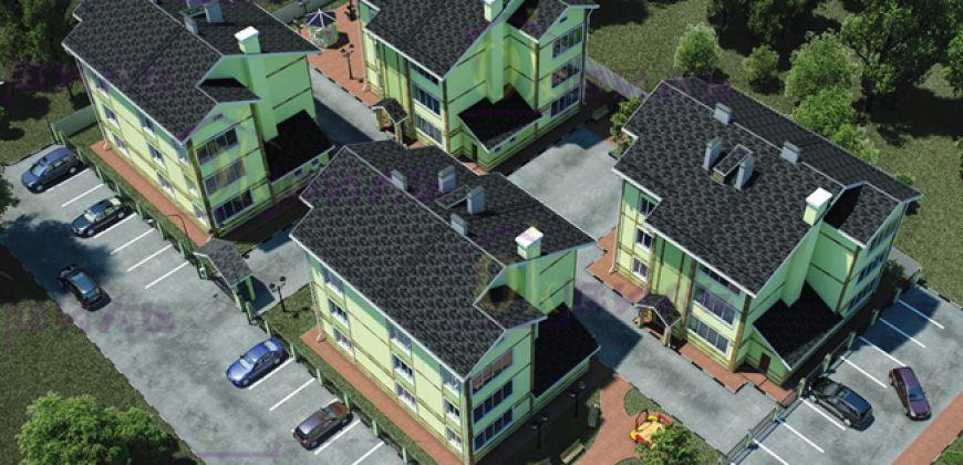 Так выглядит Жилой комплекс Оквиль в Пирогово - #1465273259