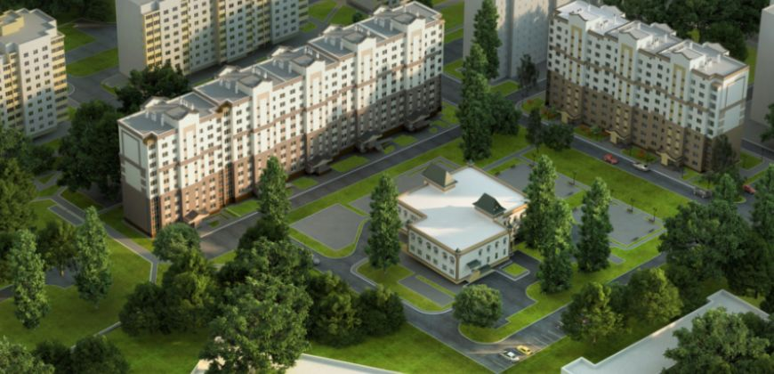Так выглядит Жилой комплекс Ольховка - #405228514