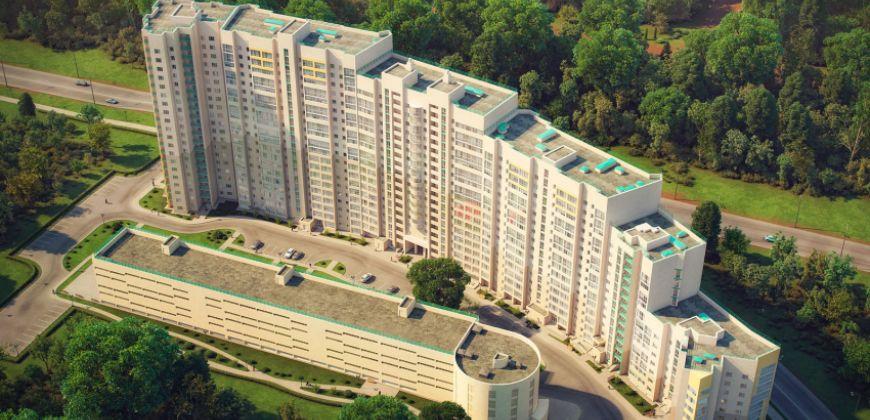 Так выглядит Жилой комплекс Микрорайон на Стрелковой - #1724000125