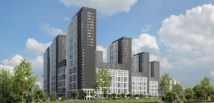 Так выглядит Жилой комплекс Оранж Парк - #400027152