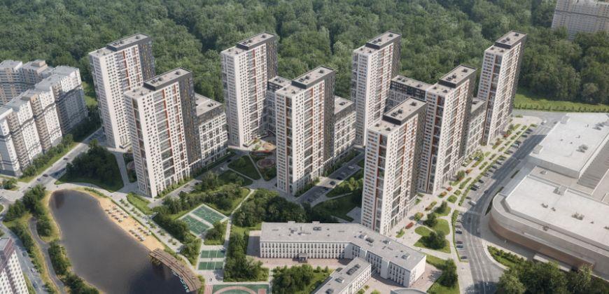 Так выглядит Жилой комплекс Оранж Парк - #1771379597