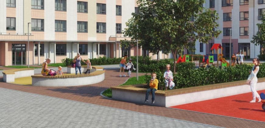Так выглядит Жилой комплекс Орехово-Борисово - #1788561788