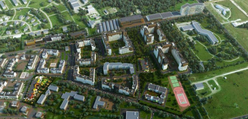 Так выглядит Жилой комплекс Отрада - #1793710339
