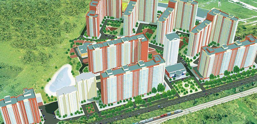 Так выглядит Жилой комплекс Овражный - #1485201007