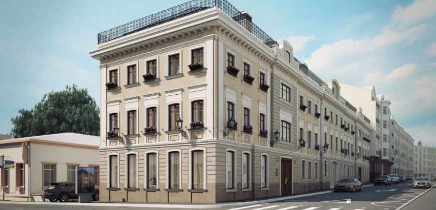 Так выглядит Жилой комплекс Palazzo Остоженка, 12 - #1415966875