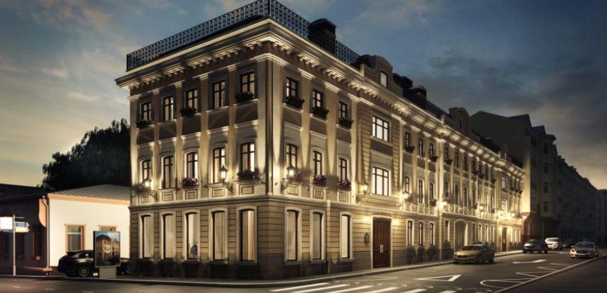 Так выглядит Жилой комплекс Palazzo Остоженка, 12 - #1790124568