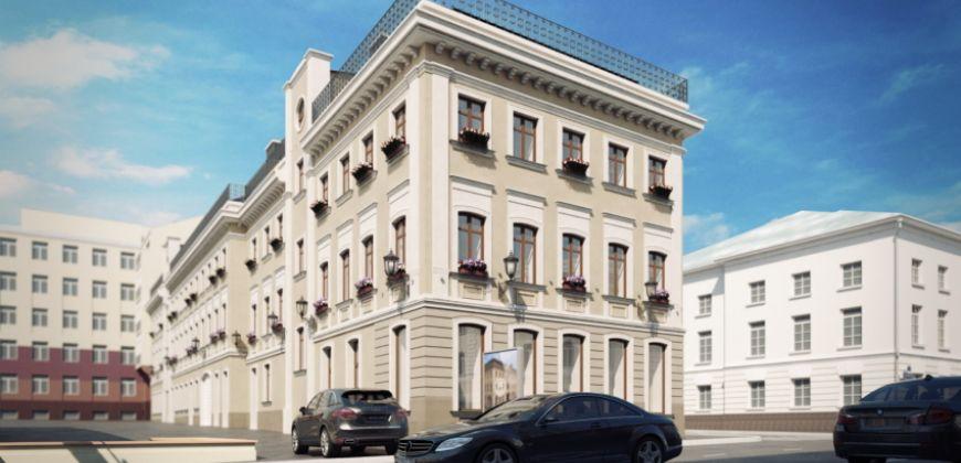Так выглядит Жилой комплекс Palazzo Остоженка, 12 - #711019434