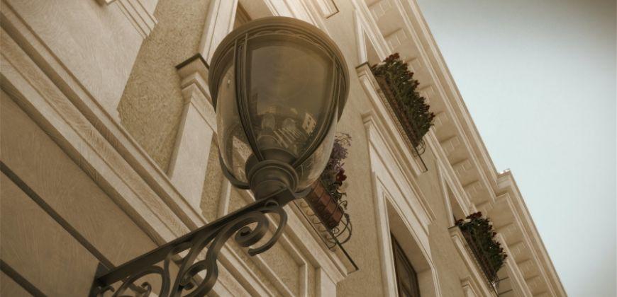 Так выглядит Жилой комплекс Palazzo Остоженка, 12 - #71630536