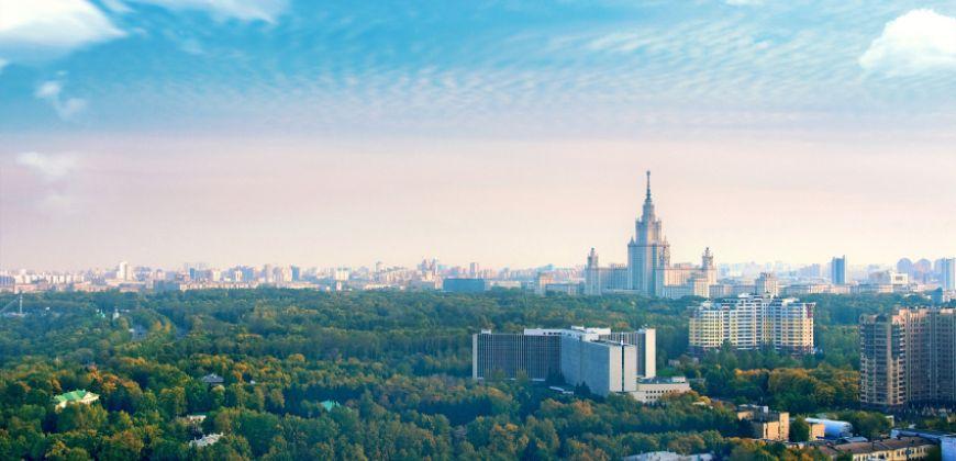 Так выглядит Жилой комплекс Панорама Сколково - #1233889438