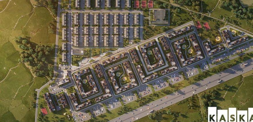 Так выглядит Жилой комплекс Парк апрель - #1369677517
