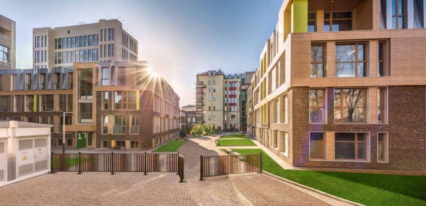 Так выглядит Жилой комплекс Парк Мира - #123009772