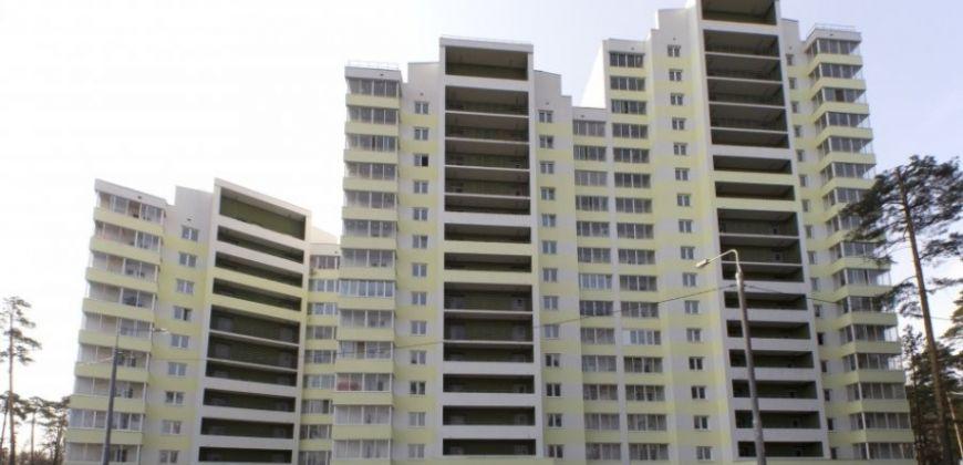 Так выглядит Жилой комплекс Парк на Фабричной - #194154564