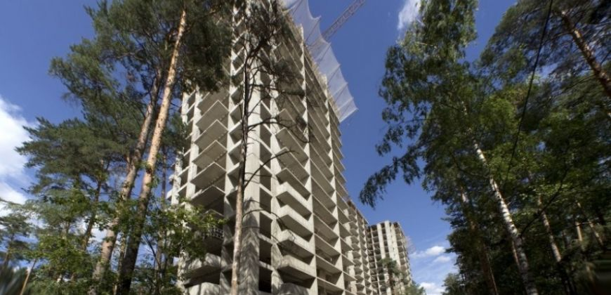 Так выглядит Жилой комплекс Парк на Фабричной - #594157236