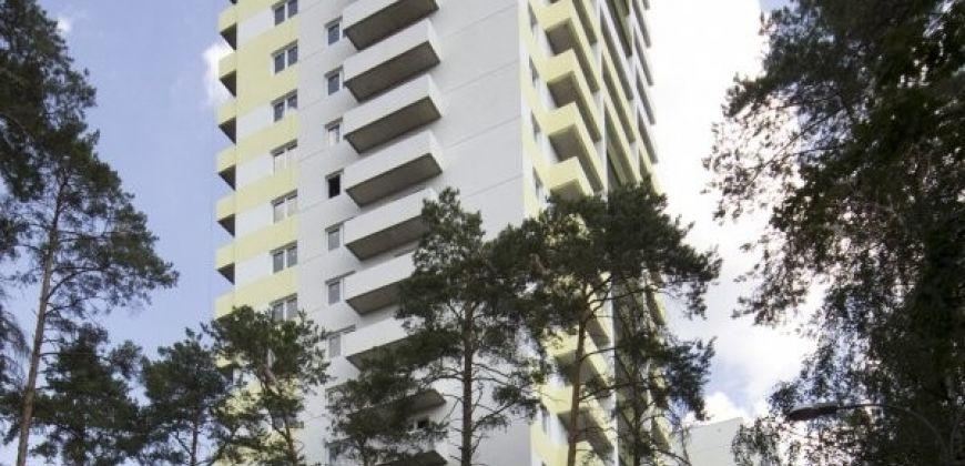 Так выглядит Жилой комплекс Парк на Фабричной - #865639919