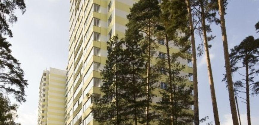 Так выглядит Жилой комплекс Парк на Фабричной - #1740566193