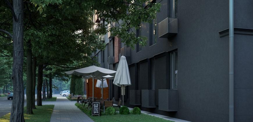 Так выглядит Жилой комплекс Парковая апартаменты - #505181534