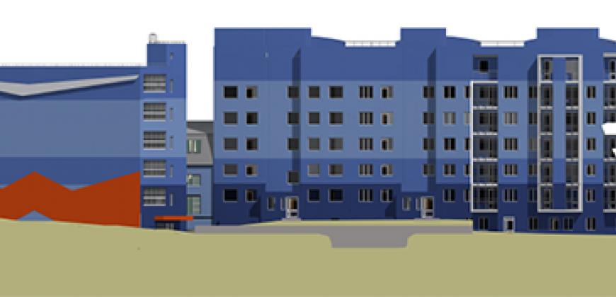 Так выглядит Жилой комплекс Паруса - #710572036