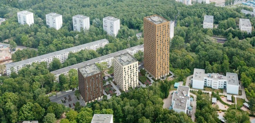 Так выглядит Жилой комплекс Павлова 40 - #1871232397
