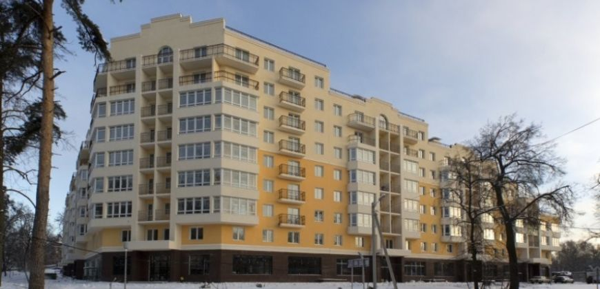 Так выглядит Жилой комплекс Петровский - #179545553