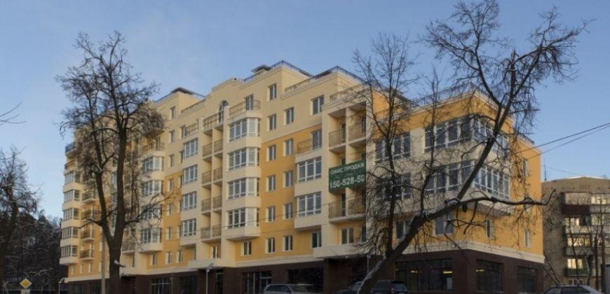 Так выглядит Жилой комплекс Петровский - #1374563104