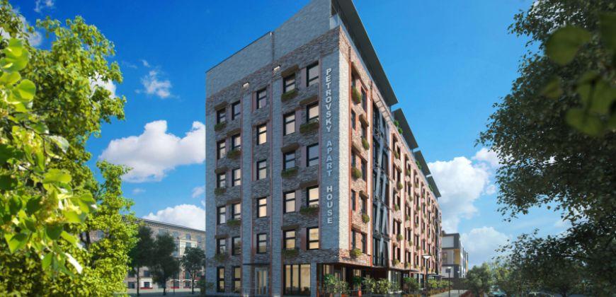 Так выглядит Жилой комплекс Petrovsky Apart House (Петровский Апарт Хаус) - #1522718476
