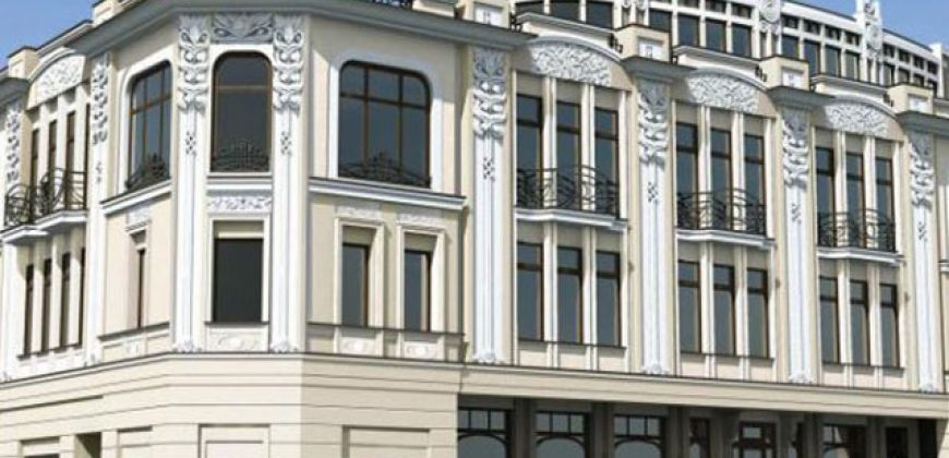 Так выглядит Клубный дом Плотников - #1453296713