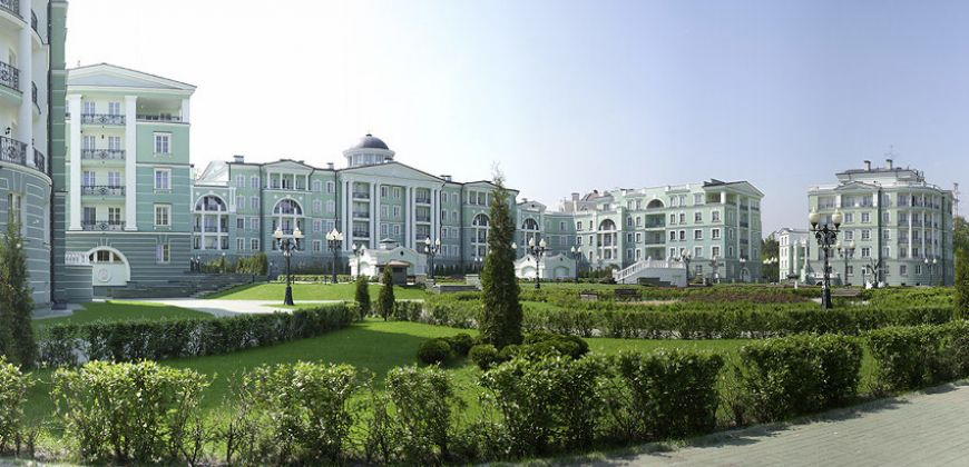 Так выглядит Жилой комплекс Покровское-Глебово - #1747525992