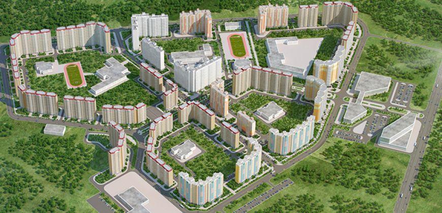 Так выглядит Жилой комплекс Путилково - #4802244