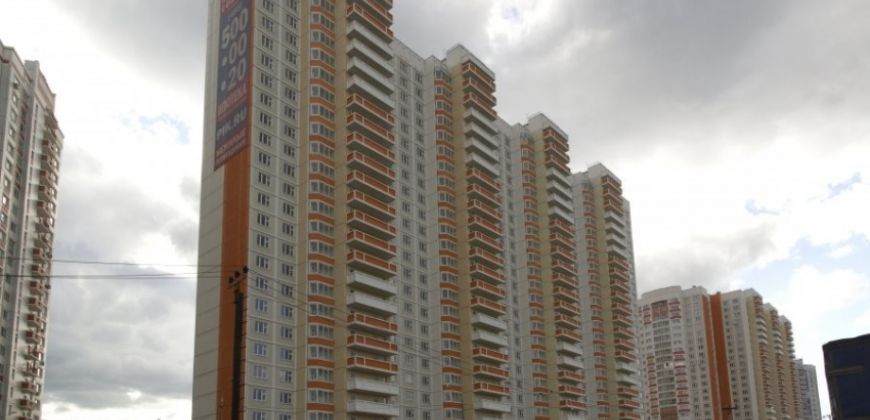 Так выглядит Жилой комплекс Район Новокуркино - #1927341244