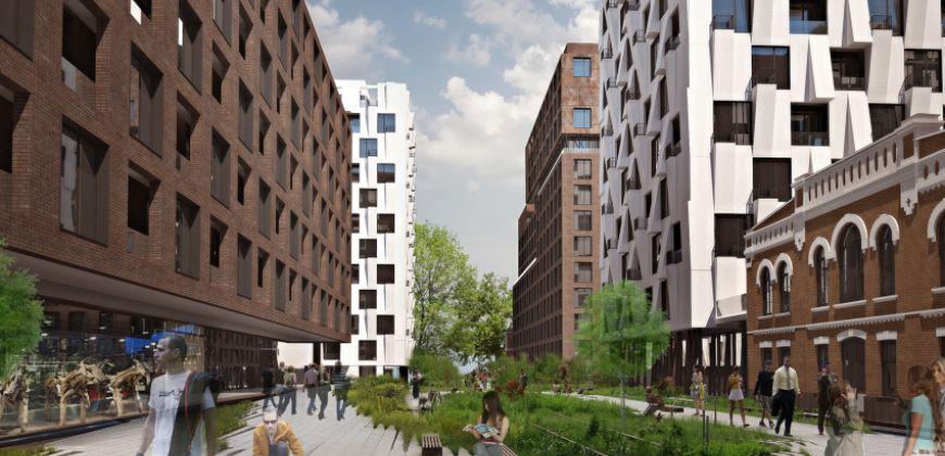 Так выглядит Жилой комплекс Резиденции архитекторов - #1506754839