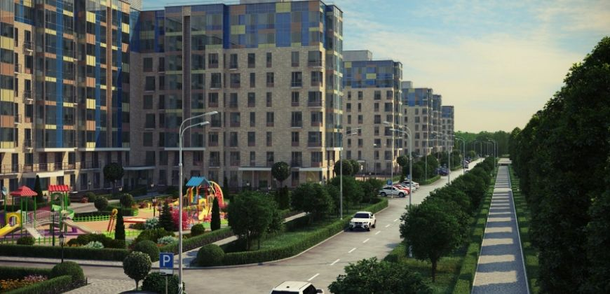 Так выглядит Жилой комплекс Резиденции Сколково - #1560630247