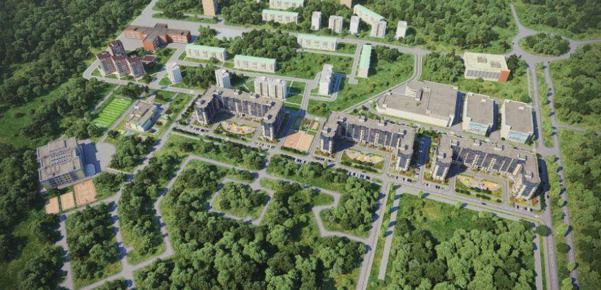 Так выглядит Жилой комплекс Резиденции Сколково - #627287198