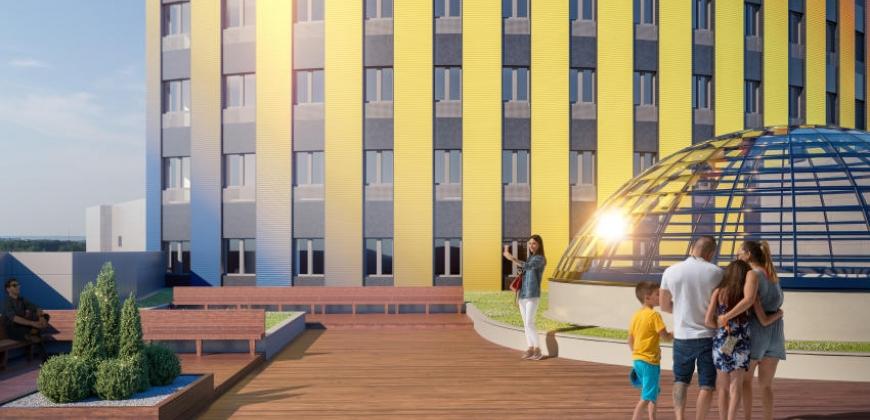 Так выглядит Жилой комплекс Резиденция 9-18 - #2089945490