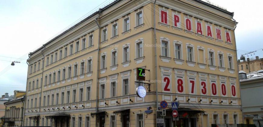 Так выглядит Жилой комплекс Резиденция Знаменка - #678254067