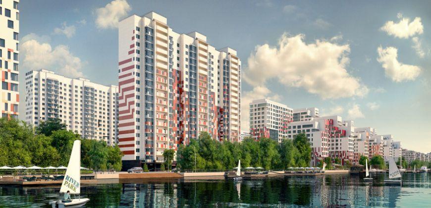 Так выглядит Жилой комплекс River Park (Ривер Парк) - #1710361987