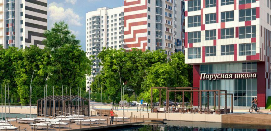 Так выглядит Жилой комплекс River Park (Ривер Парк) - #221684249
