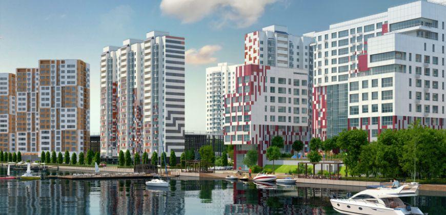 Так выглядит Жилой комплекс River Park (Ривер Парк) - #1238495458