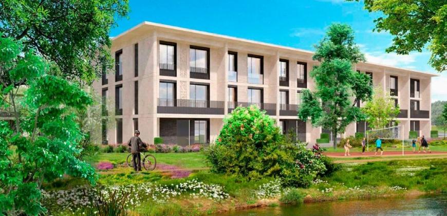 Так выглядит Жилой комплекс River Residences - #542115782