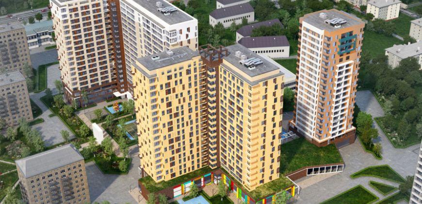 Так выглядит Жилой комплекс Родной город. Каховская - #1028679021