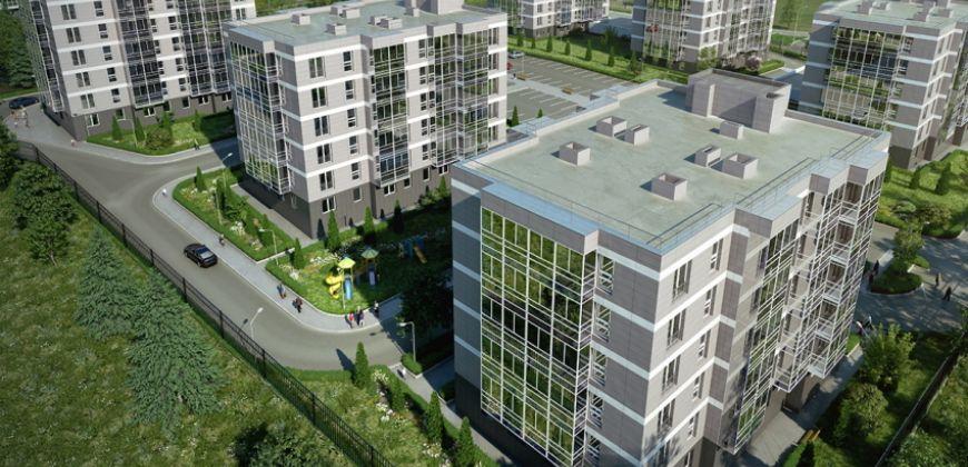 Так выглядит Жилой комплекс Ромашково - #1505499874