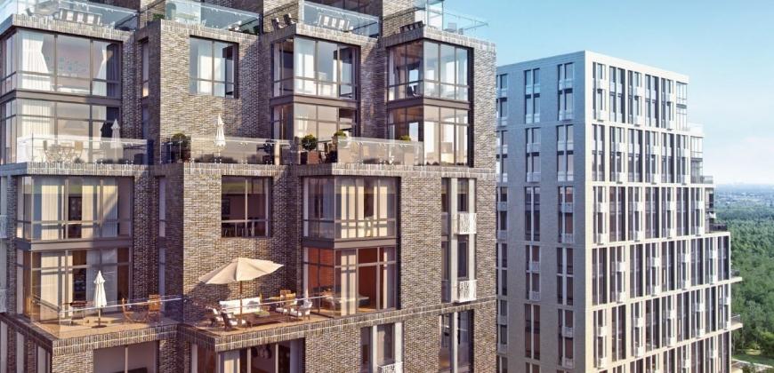 Так выглядит Жилой комплекс Рублевская Ривьера - #1931850637